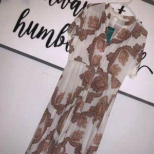 H&M long dress